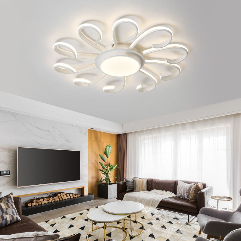 Modern Led Ceiling Light For Living Room Ibedroom Home Decor Luminaria Lighting Fixtures Acrylic Lamp From Wellhouselighting