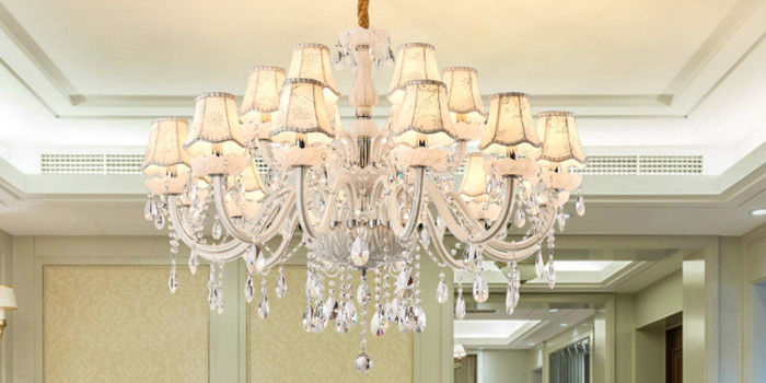 Luxury Crystal Chandelier Only For you