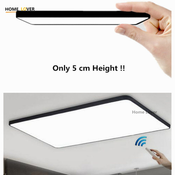 Modern led ceiling lights for Living room Bedroom Kitchen luminaria led ultra-thin hall luminaria led ceiling lamp