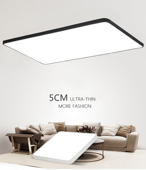 Modern led ceiling lights for Living room Bedroom Kitchen luminaria led ultra-thin hall luminaria led ceiling lamp - Wellhouselighting.com