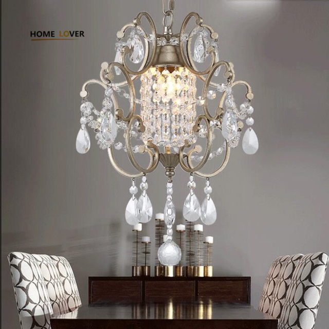 Small hanging Metal chandelier (WH-CY-12)