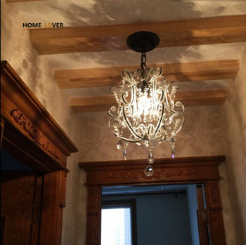Small hanging Metal chandelier (WH-CY-12) - Wellhouselighting.com