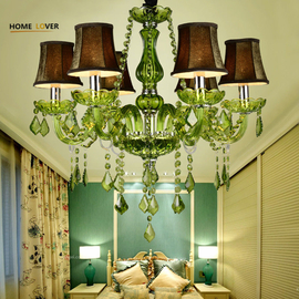 Beautiful Green Chandeliers For sale (WH-CY-07)