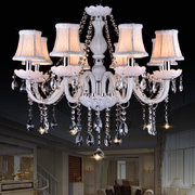 China White chandelier ceiling light For Living room Bedroom Kitchen (WH-CY-07) retail