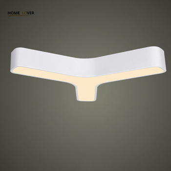 New Acrylic Dimming Ceiling Lights For Living Study Room Bedroom Home Dec plafonnier AC85-265V Modern Led Ceiling Lamp - Wellhouselighting.com