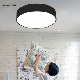 Modern LED Ceiling Light Indoor lighting round lustre de cristal teto	creative personality dining room balcony