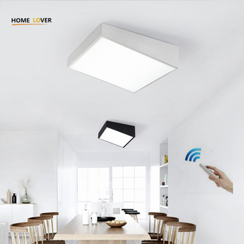 Ceiling led lights for home lighting iluminacion For Bedroom Living room Kitchen plafonnier led  modern ceiling lights - Wellhouselighting.com