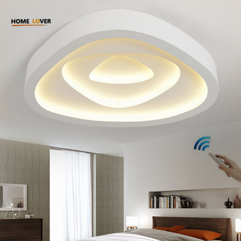 Modern ceiling lights for living room lamp Bedroom lamparas de techo colgante moderna with Remote controller - Wellhouselighting.com