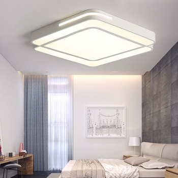 Well House Modern led ceiling lights for Living room Bedroom Kitchen luminaria led ultra-thin 5CM hall luminaria led
