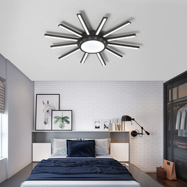 Well House Surface Mounted Modern Led Ceiling Lights For Living Room Bedroom Kitchen luminaria led Fixtures