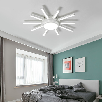 Well House Surface Mounted Modern Led Ceiling Lights For Living Room Bedroom Kitchen luminaria led Fixtures - Wellhouselighting.com