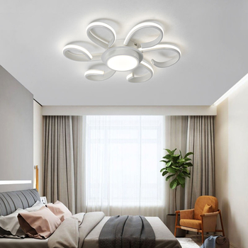 Modern led ceiling light for living room ibedroom home decor luminaria lighting fixtures Acrylic led ceiling lamp