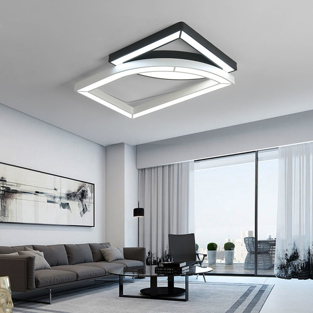 Nordic LED Ceiling lights Novelty post-modern living room Fixtures bedroom Kitchen aisle LED ceiling lamp