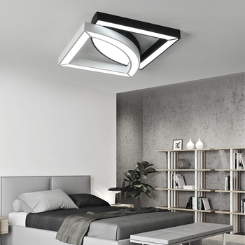Nordic LED Ceiling lights Novelty post-modern living room Fixtures bedroom Kitchen aisle LED ceiling lamp - Wellhouselighting.com