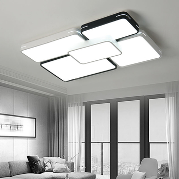 Modern ceiling lights for Living room Bedroom Kitchen Fixtures Indoor home luminaria de teto Led ceiling lamp