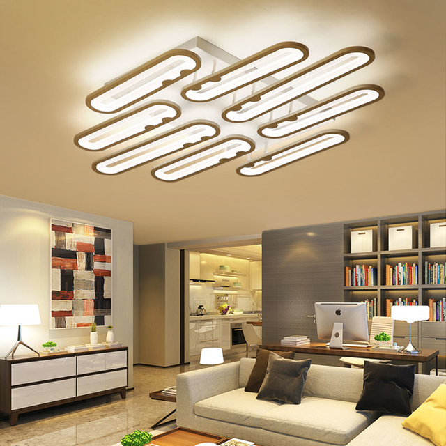 Modern Led Ceiling Lights For Living Room luminaria Indoor Lamp Lighting lustres de sala Led Ceiling Lamp