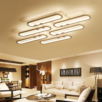 Modern Led Ceiling Lights For Living Room luminaria Indoor Lamp Lighting lustres de sala Led Ceiling Lamp - Wellhouselighting.com