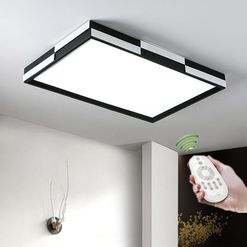Dimmable LED Ceiling Lights Round Modern Lighting Fixture Bedroom Kitchen plafondverlichting Ceiling Room Light fixtures - Wellhouselighting.com