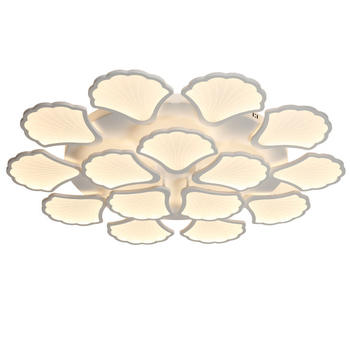 LED Modern Ceiling Lights Nordic Style Ceiling Lamps Remote Control Dimmable Color Change Acrylic Fixture Living Room